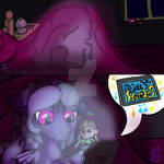 EqD ATG Day 7: Draw A Pony's Darkest Secret