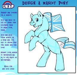 UKBP Mascot Design: Jackie by AmethystShade