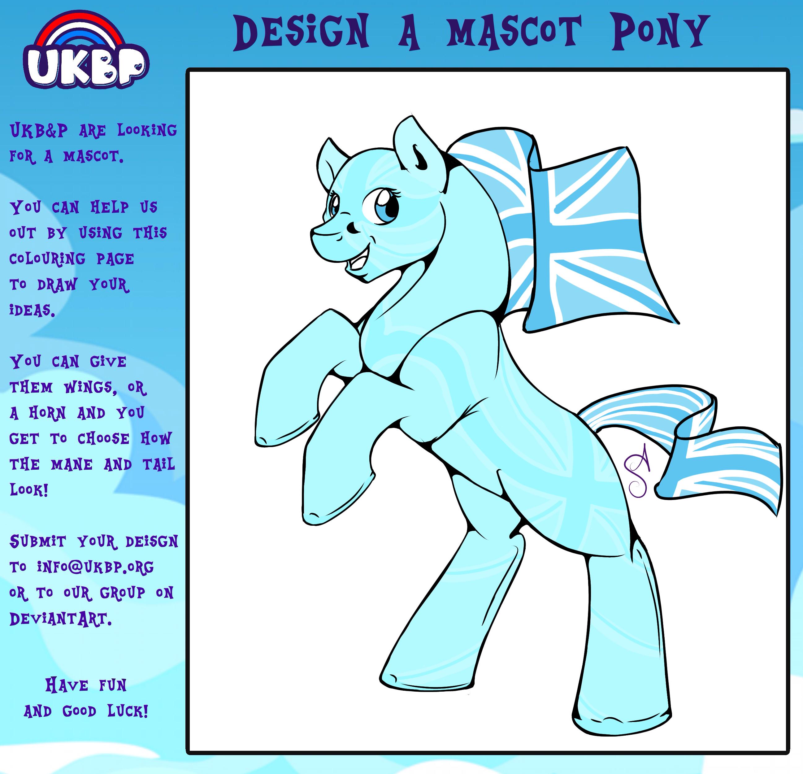 UKBP Mascot Design: Jackie