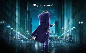Why so serious? by paulerxx
