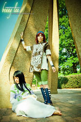 Shadow of Colossus Cosplay 01 by Benny-Lee