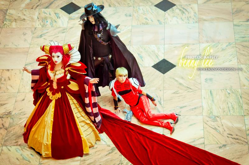 Vampire Hunter D Bloodlust 01 by Benny-Lee