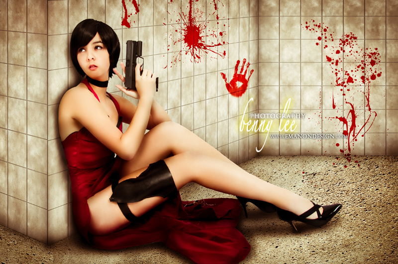 Last Resort - Ada Wong by Benny-Lee