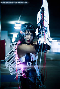 Cyberpunk, build 2.0 by Benny-Lee