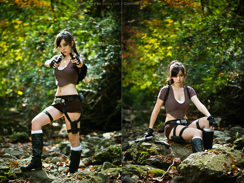 Tomb Raider: Legend of Croft by Benny-Lee