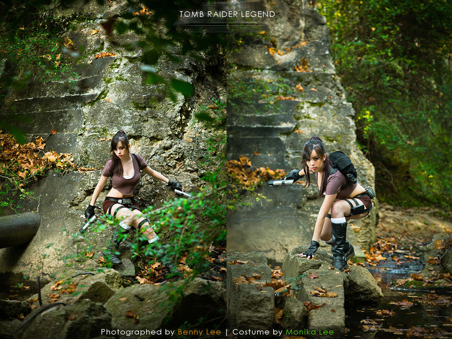 Tomb Raider: Legend Never Dies by Benny-Lee