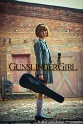 Gunslinger Girl Teaser
