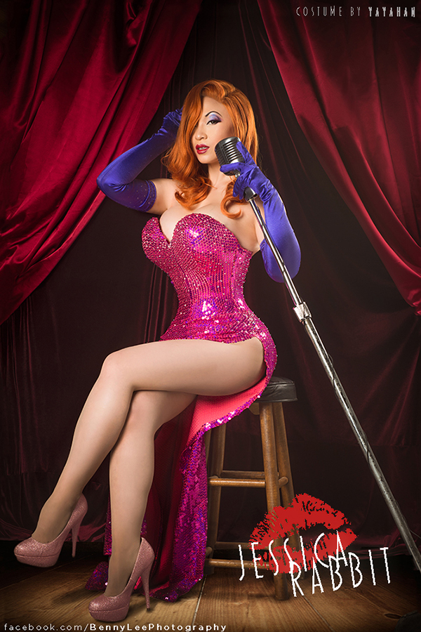 Jessica Rabbit - Why don't you do right by Benny-Lee