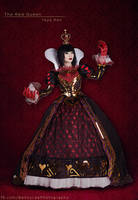 Alice Madness Returns - The Red Queen by Benny-Lee
