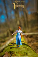 Thumbelina - Have you seen a fairy? by Benny-Lee