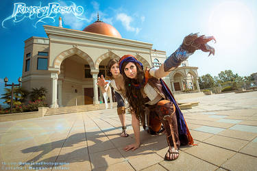 Princess of Persia by Benny-Lee