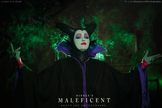 I Shall Bestow A Gift On The Child - Maleficent