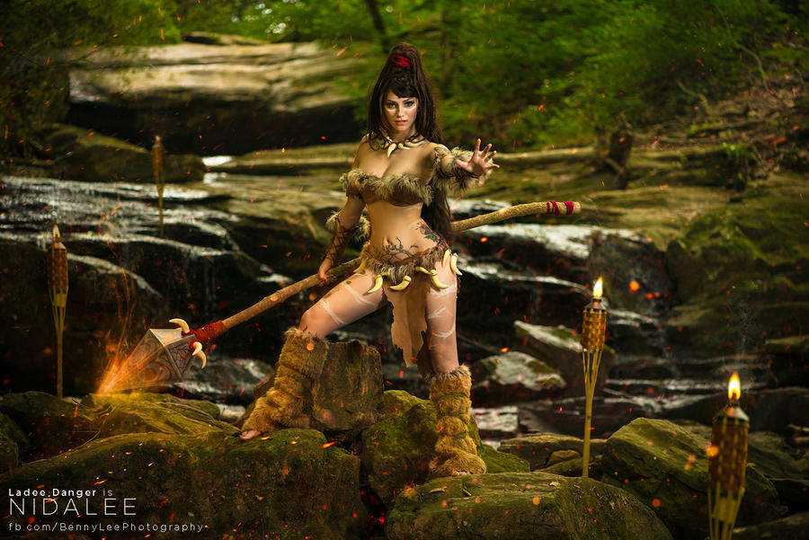 Nidalee - The will fear the Wild