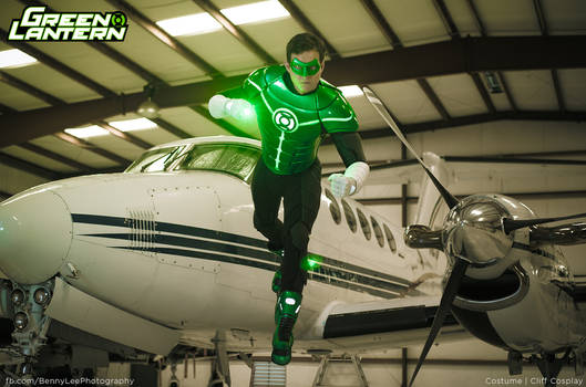 Green Lantern - In brightest day In blackest night