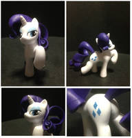 MLP:FiM Rarity sculpt by fromamida