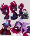 Tempest Shadow doodles