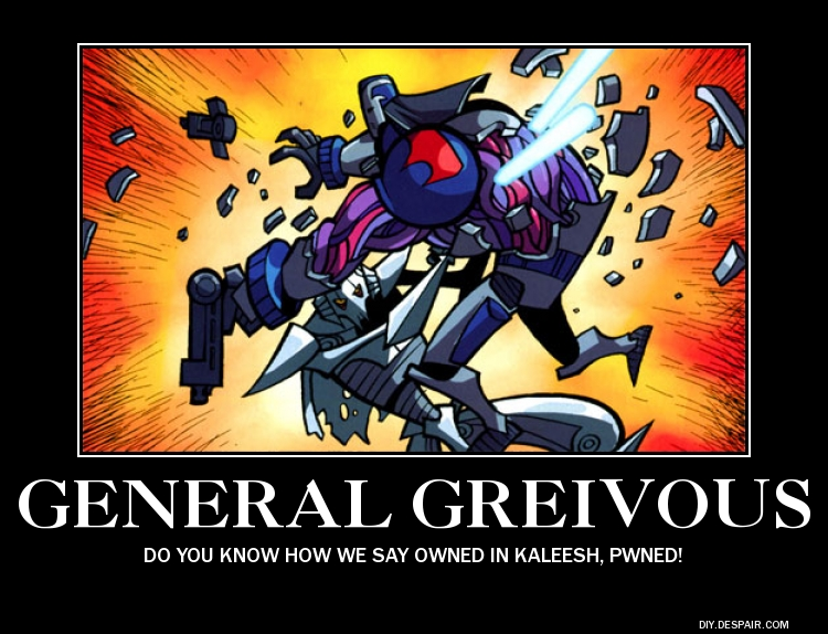 General Grievous by JensTheSaiyan