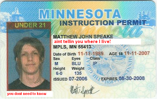 Driving Permit Manual mn