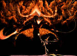 LORD OF THE RINGS-BALROG