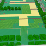 Minecraft - Route 1 by sakurakim