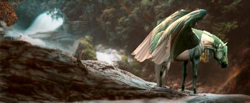 she who has no imagination has no wings.