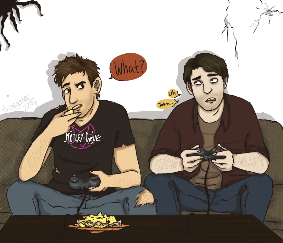 Jdate- Video Games by Toejones