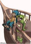 Yugo and Amalia - unfinished