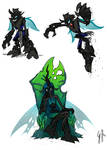 Changed Changelings