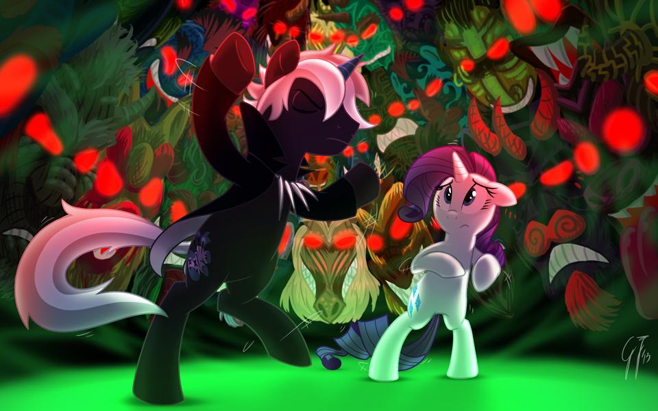 Voodoo Dance by GlancoJusticar