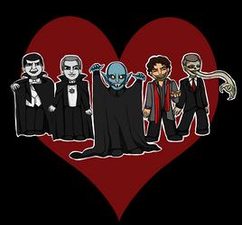 Vampire Appreciation by eruanna