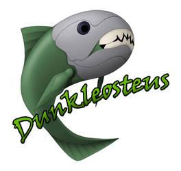 Dunkleosteus GREEN by Niedziak