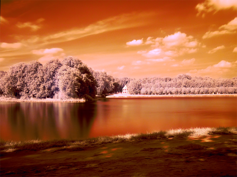 infrared.