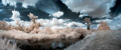 river by JustOldPurpleAngel