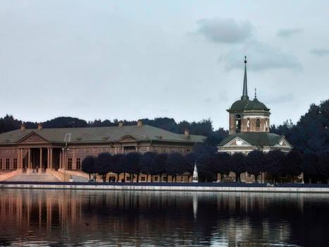 UV Kuskovo park