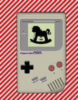 peppermint pony. by toastyghost