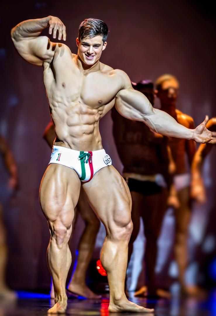 Mega muscled Pietro Boselli by plickjt3 on DeviantArt