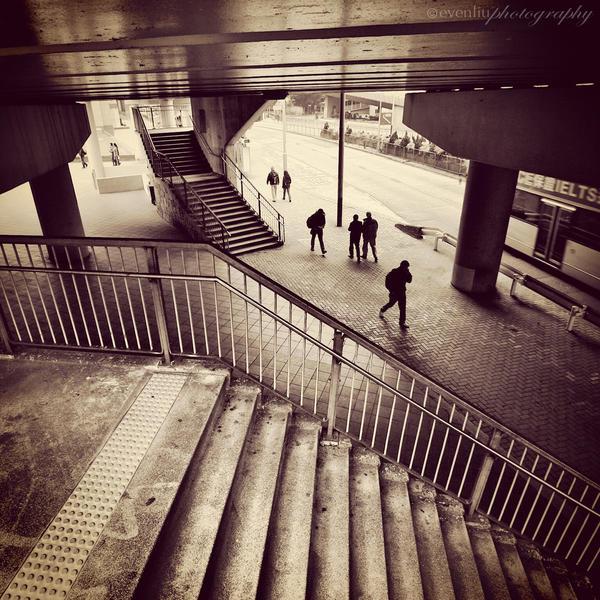 under Bridge by evenliu
