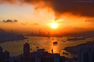 golden city by evenliu