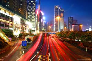 city artery by evenliu