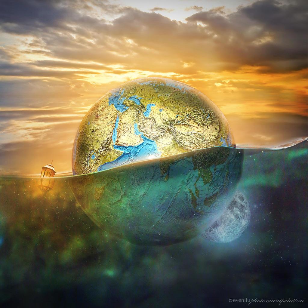 planet by evenliu