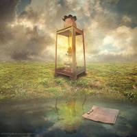 lantern by evenliu