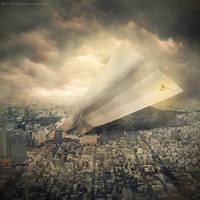 air crash by evenliu