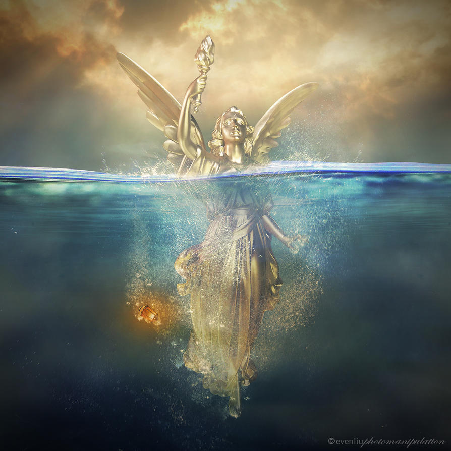 angel by evenliu
