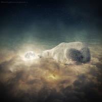 little moon II by evenliu