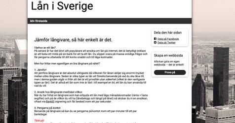 loans in sweden by leffemedlanen