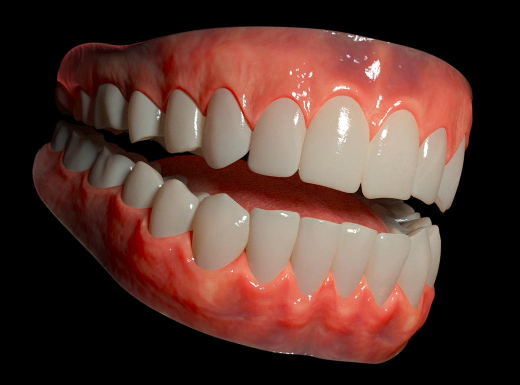 NGS3 Tooth Shader by AS-Dimension-Z