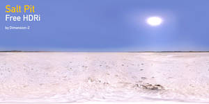 Salt Pit - Free HDri by AS-Dimension-Z