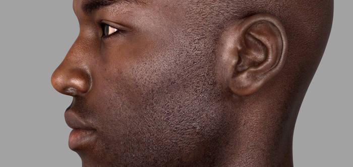 Darius 6 Portrait