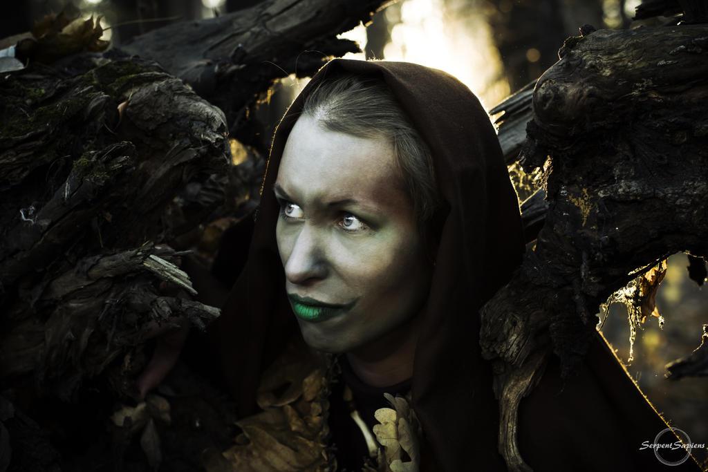 Spirit of the Forest by SerpentSapiens