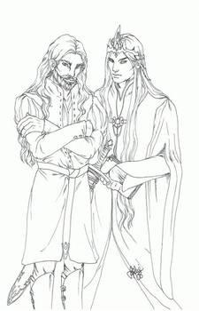 Laromir and Curondir